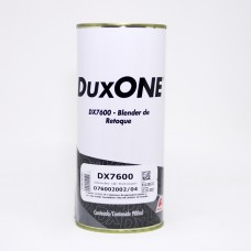 BLENDER DUXONE THINNER DE RETOQUE DX7600 - 0.9L -AXALTA