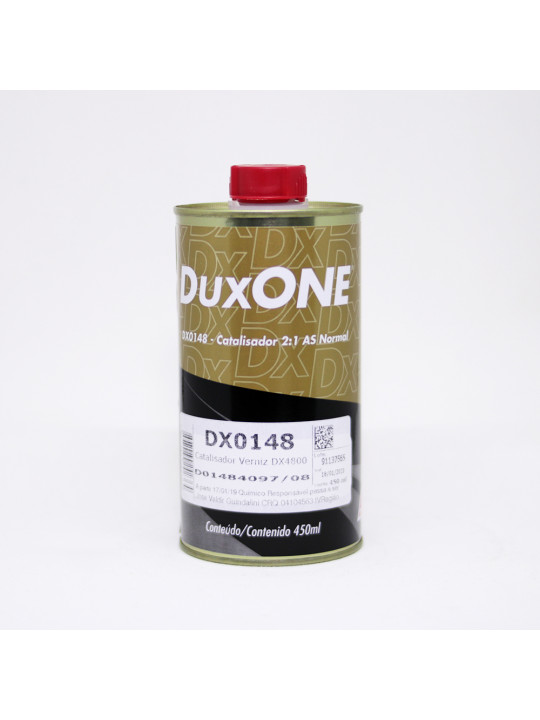 CATALISADOR DUXONE DX0148 - NORMAL P/ VERNIZ DX48000 DX148 0.45L -AXALTA