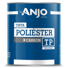 BRANCO DIAMANTE - FORD 83 - TINTA POLIESTER - 900ML - ANJOCARBON